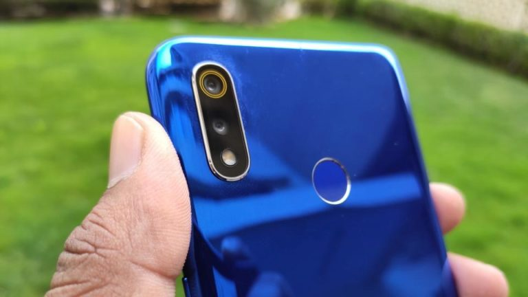 Realme 3 Pro Camera downgraded after recent Update