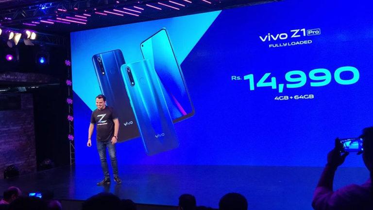 Vivo Z1 Pro Specifications