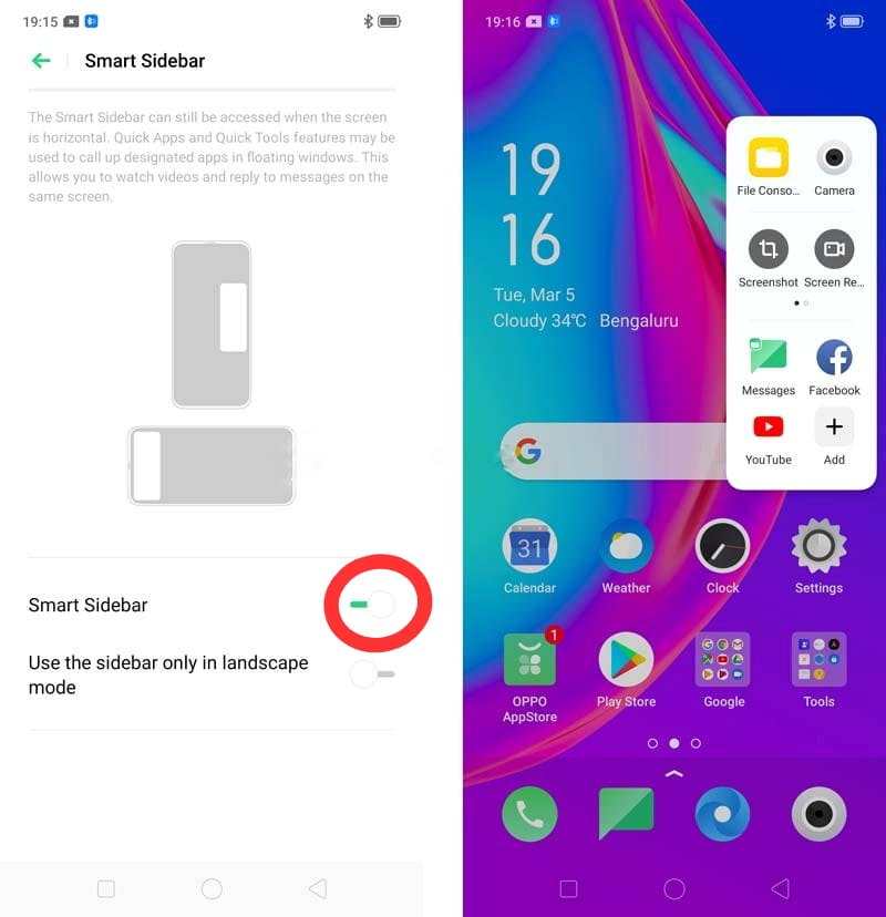 Top 10 Best Oppo K3 Tips and Tricks - Android Nature