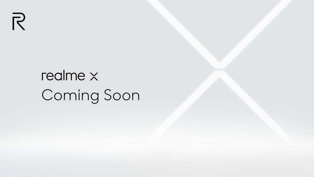 Realme X India Launch