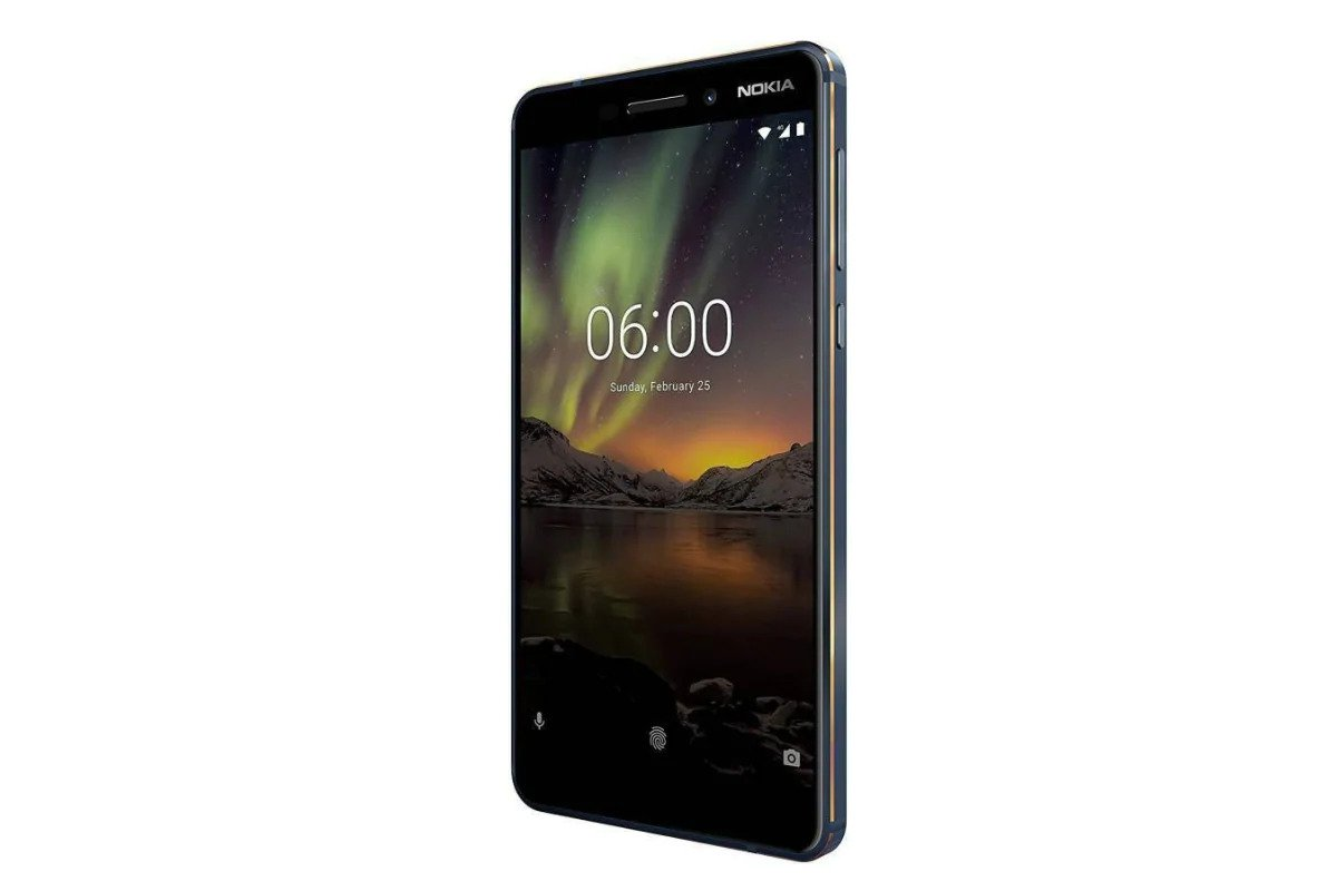 Nokia 6 1 Plus Android Pie update charging port issue