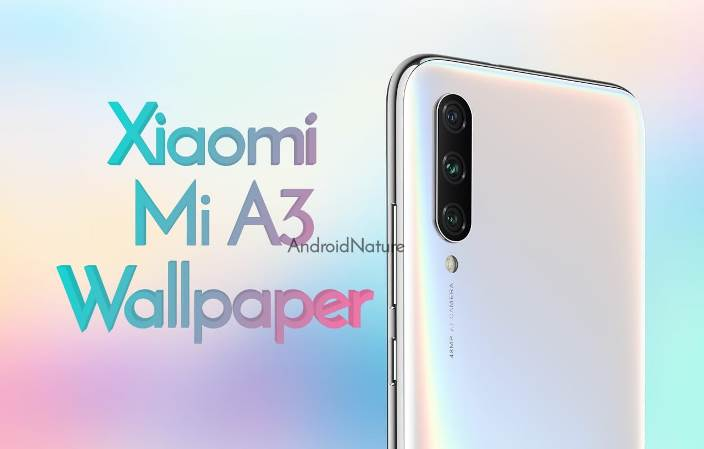 Download Xiaomi Mi A3 Stock Wallpaper 2k 4k Android