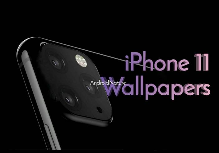 Modified Iphone 11 Pro Stock Wallpapers By Ispazio Look