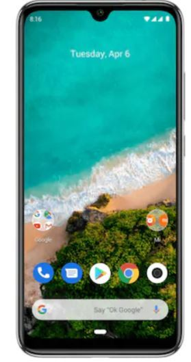 DOWNLOAD] Xiaomi Mi A3 stock wallpaper 2K, 4K - Android