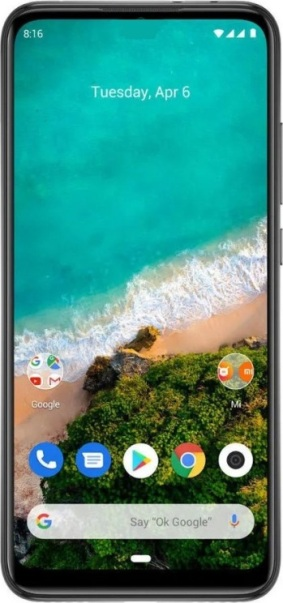 Xiaomi Mi A4 specifications