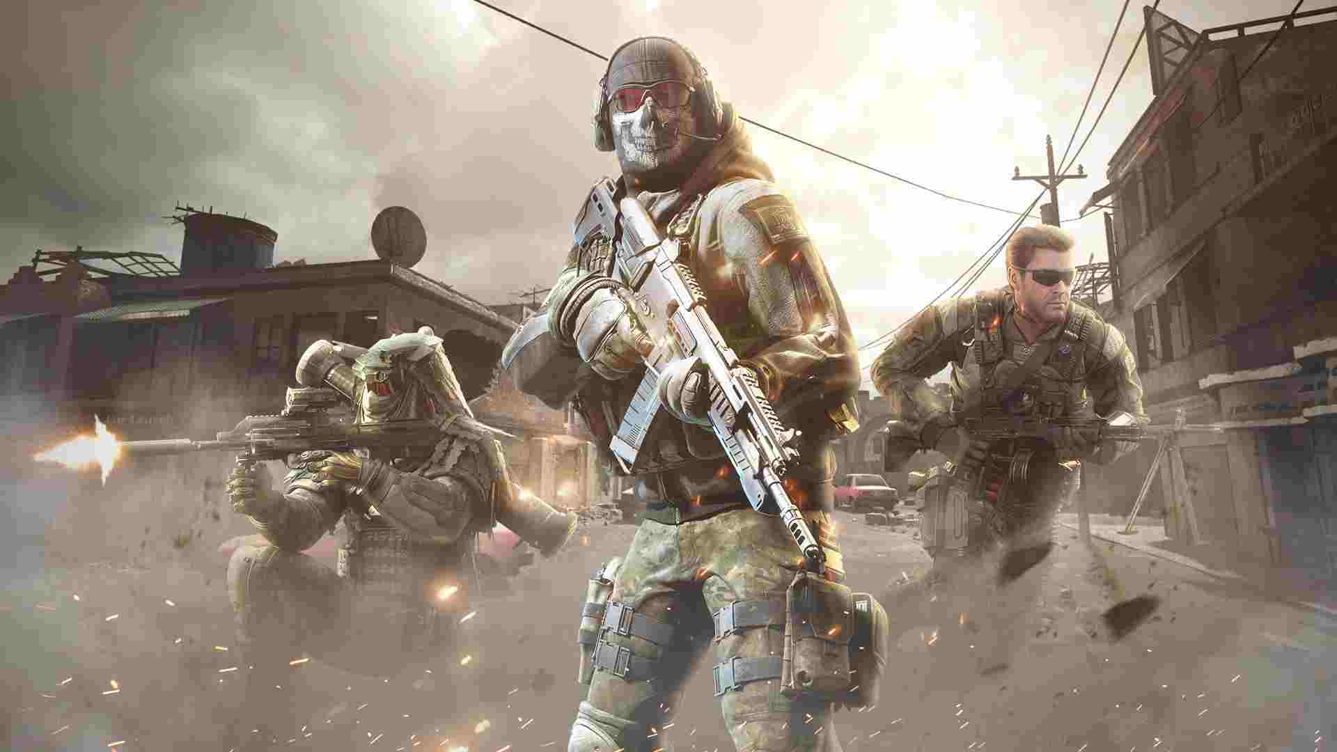 Call Of Duty Mobile Wallpapers Download Full Hd Android Nature
