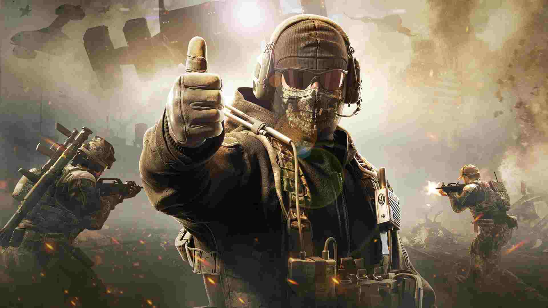 Call of Duty Mobile Wallpapers Download