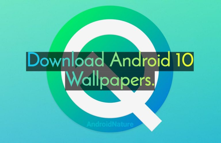 Download Android 10 Wallpapers