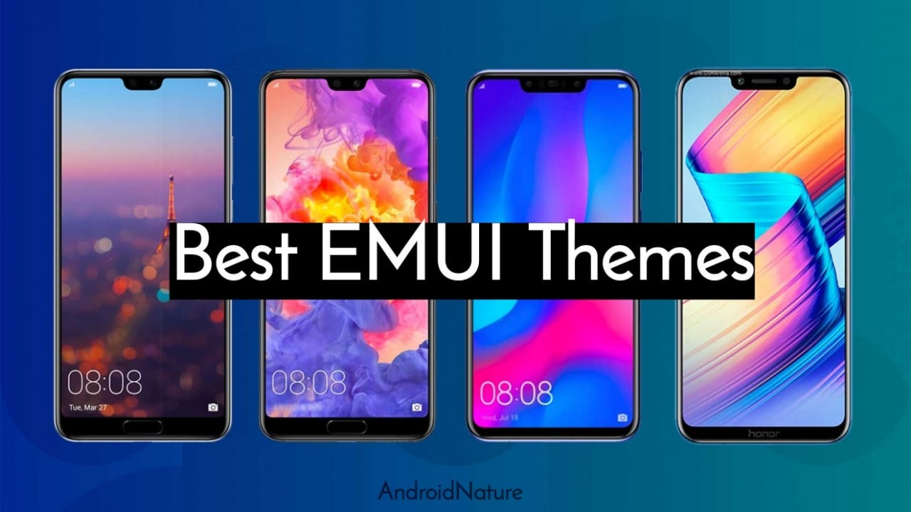 Updated] Download Best EMUI themes for Huawei and Honor