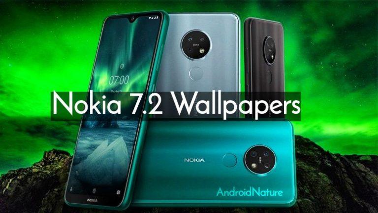 Download Nokia 7.2 Wallpapers