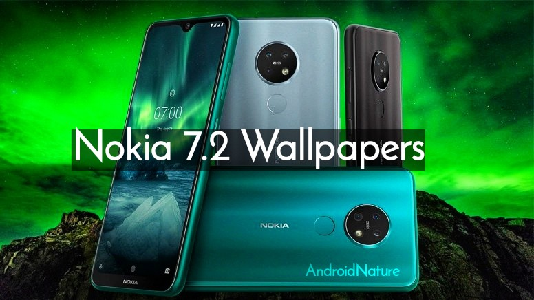 DOWNLOAD] Nokia 7.2 and 6.2 Wallpapers (Full HD+) - Android Nature