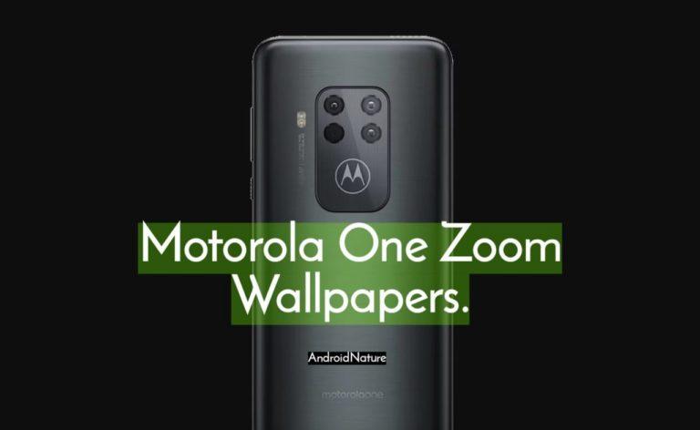 Motorola One Zoom Wallpapers