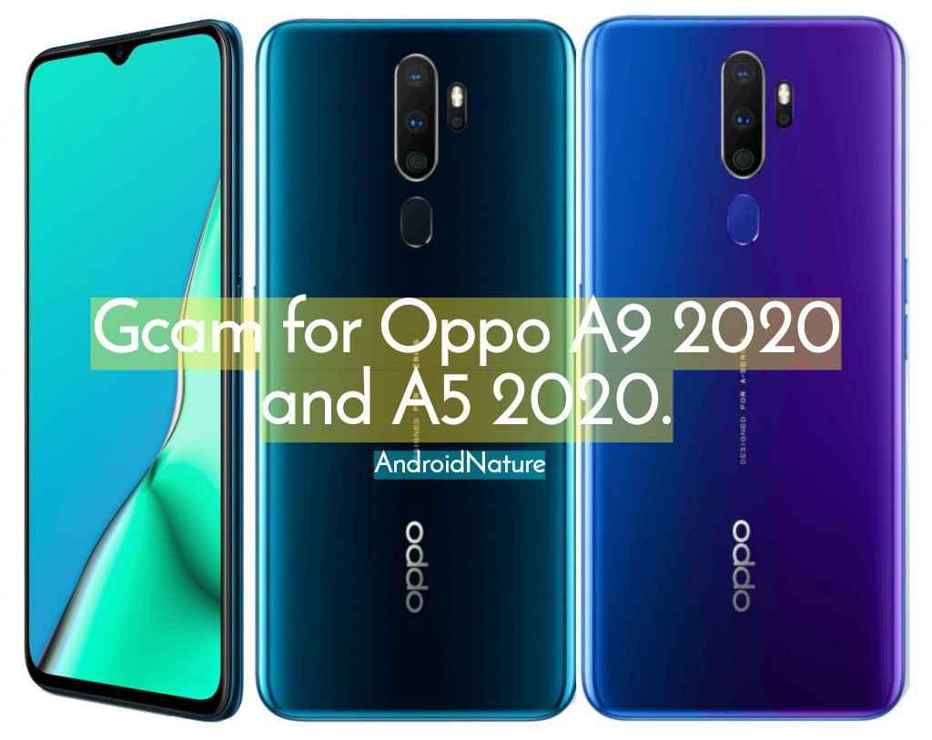 Google camera Oppo 9 2020