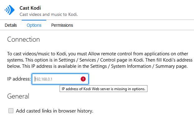 Use Kodi to watch Mixer streams