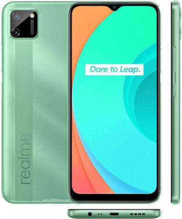 zgcam APK for Realme C11 smartphone
