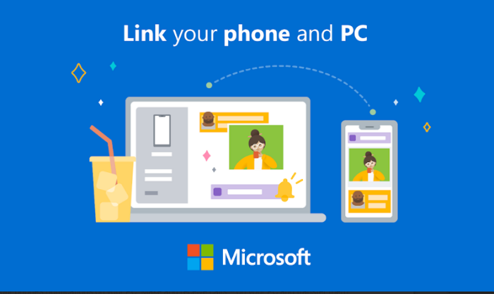 Microsoft 'Your Phone' Application