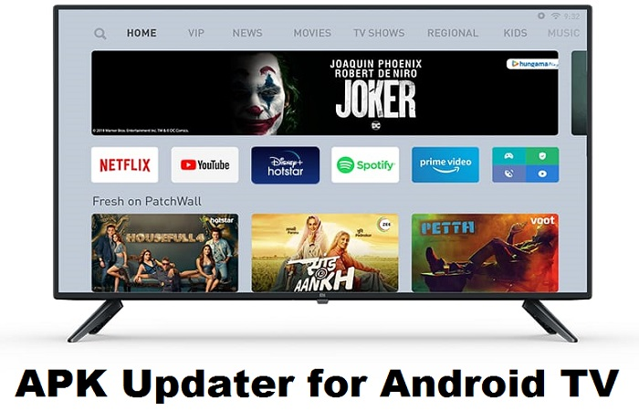 APK Updater for Android TV