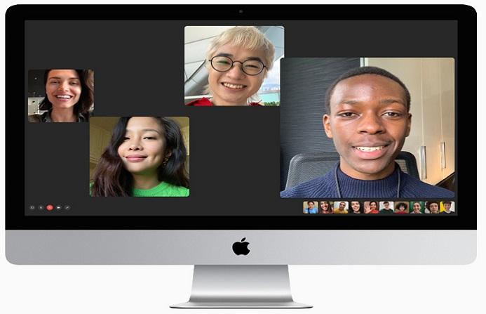 Apple iMac 2020 5K stock Wallpapers