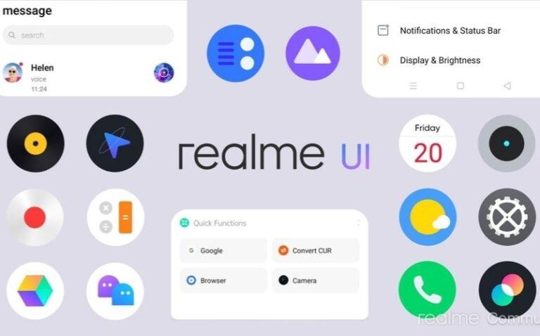 Realme UI Banner