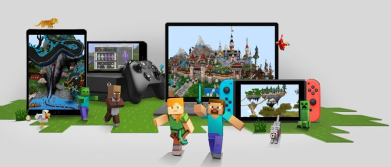 Download Minecraft Java Edition free trial