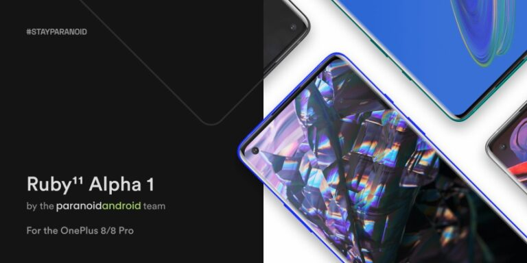 OnePlus 8, 8 Pro Paranoid Custom ROM Download (Android 11 Based)