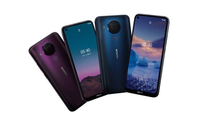 Nokia 5.4 gcam