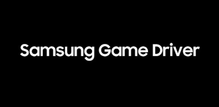 Samsung GameDriver APK Download