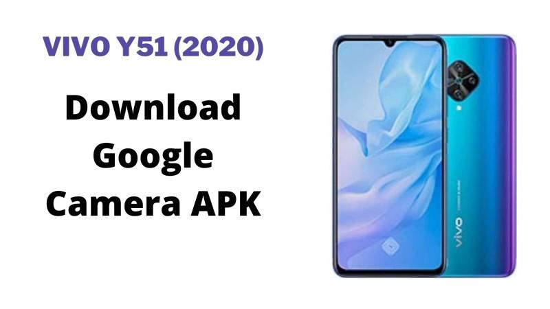 Vivo Y51 (2020) Google Camera