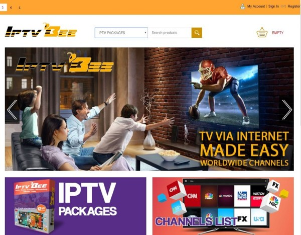 Top 10 IPTV Subscription Services in 2021