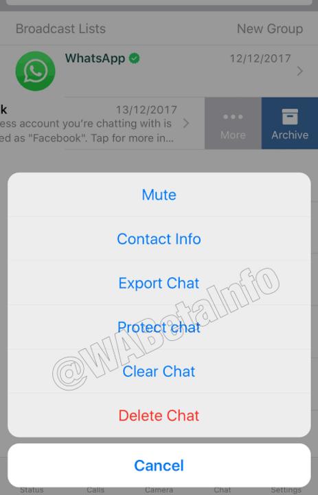 Switch chats from WhatsApp to Telegram