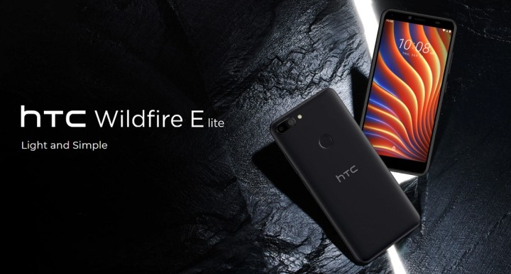 HTC Wildfire E lite Gcam download