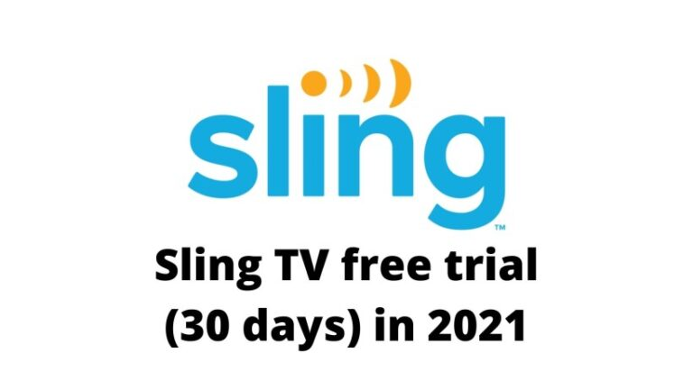 Sling TV free trial (30 days) in 2021
