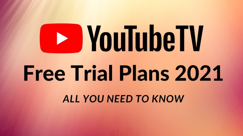 YouTube TV free trial 2021