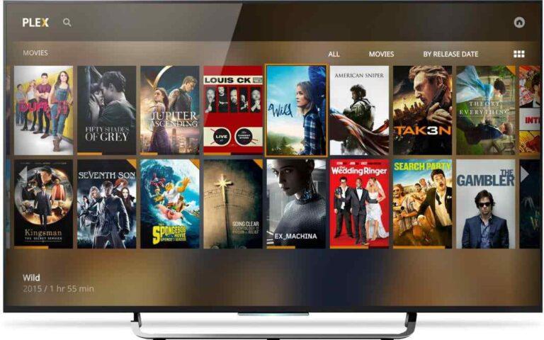 Plex v5.8.1 for Samsung TVs (Tizen 2.4, 3.0, 4.0, 5.0, 5.5)