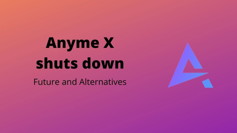 Anyme X future and alternatives