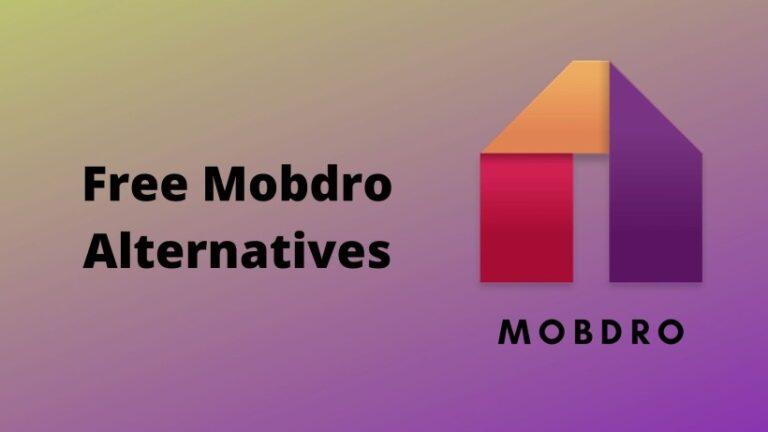 Free Mobdro alternatives