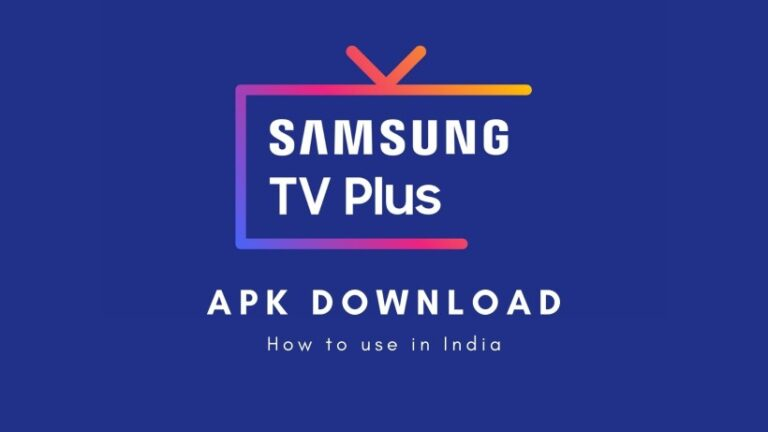 Samsung TV plus apk download