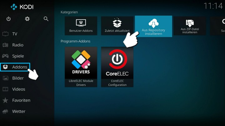 How to get Prime Music on Kodi