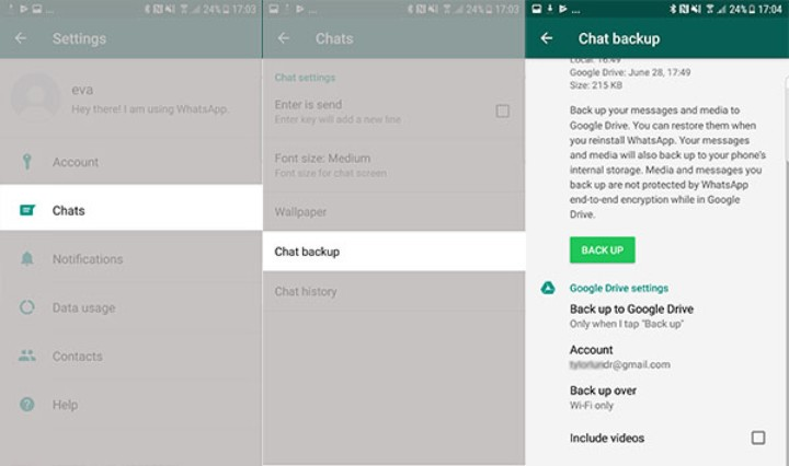 Download latest WhatsApp FM 2021