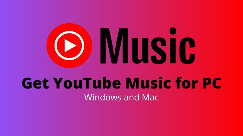 Get YouTube Music for PC