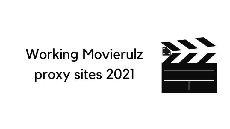 Working Movierulz proxy sites 2021
