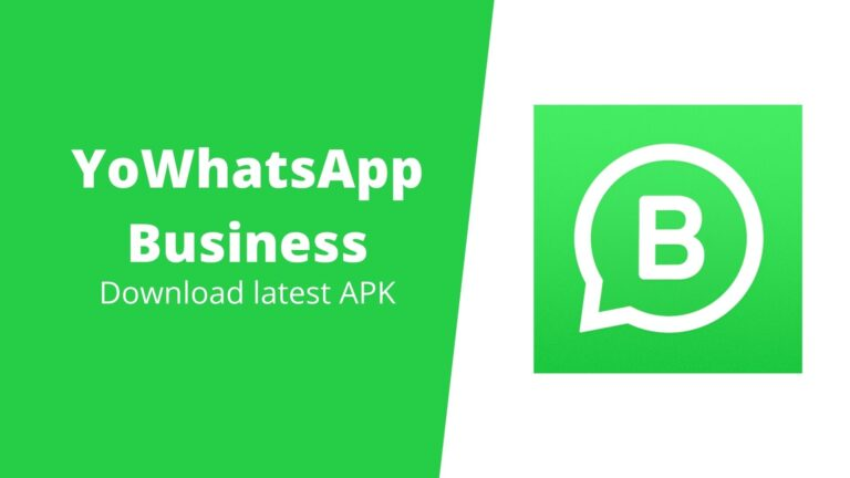 YoWhatsApp Business download the latest apk
