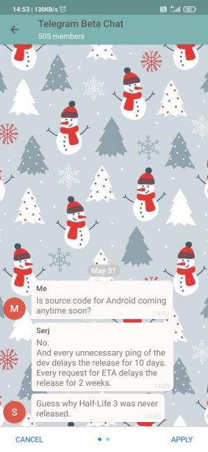 Best Themes for Telegram