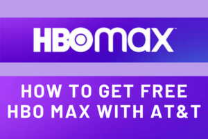 get free HBO Max with att